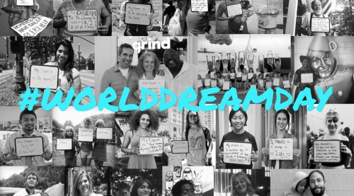 #worlddreamday